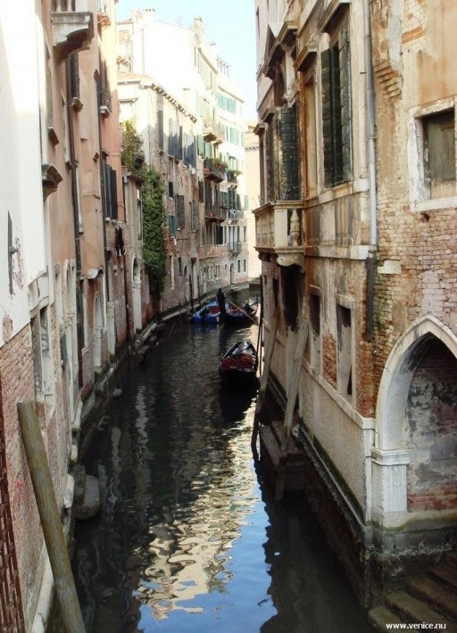 photo of Rio Santa Maria Formosa from Ponte Ruga Giuffa, Castello, Venice