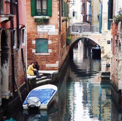photo Venice, San Polo