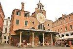 Venice - San Giacomo Di Rialto Church